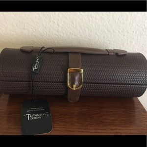Tuscan Designs Travel Jewelry Case/Holder